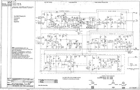 Power Lifier Crest Audio lifier wiring diagram wiring diagram