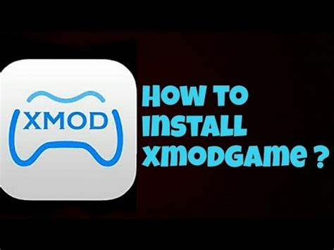 Xmodgame Comcom | tuto comment installer xmodgame 2016 how to install