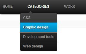 membuat drop down menu responsive navigasi menu responsive plus drop down media sosial