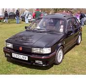 Longbridge Rally 2008 Review