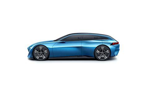 Peugeot Concept by Peugeot Instinct Concept Les Concept Cars Peugeot