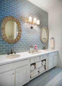 subway tile in bathroom ideas the snowballing mirror dilemma view along the way