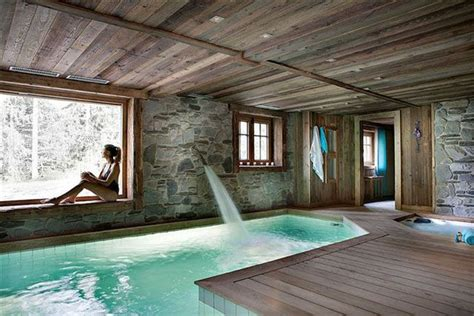 chalet ski and patio 25 best ideas about small indoor pool on pool patio gas and rich home