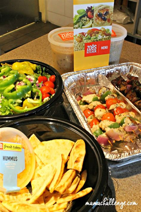 Zoes Kitchen Delivery by Zoes Kitchen Helps Families Serve Healthy Meals On The Go