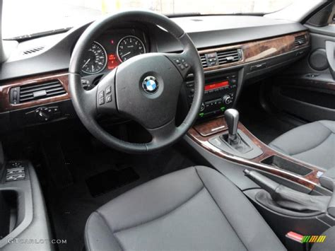 2007 Bmw 3 Series Interior by Black Interior 2007 Bmw 3 Series 328xi Sedan Photo