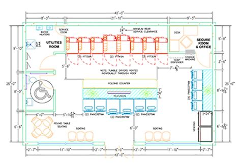 laundry equipment layout equipment marketers architects and design