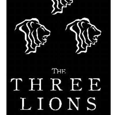 Three Lions the three lions 3lionsfarncombe
