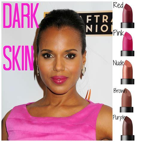 lipstick for dark skin best colors shades orange coral blue lipstick colors for dark lips newhairstylesformen2014 com