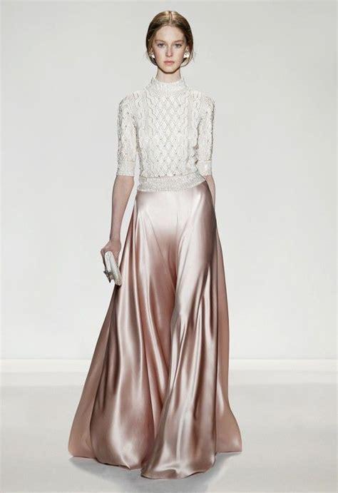 Best 25  Silk skirt ideas on Pinterest   Satin skirt, Long
