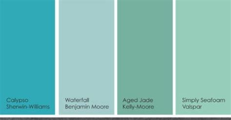 valspar simply seafoam sherwin williams seafoam green paint suggested watery blue green paint