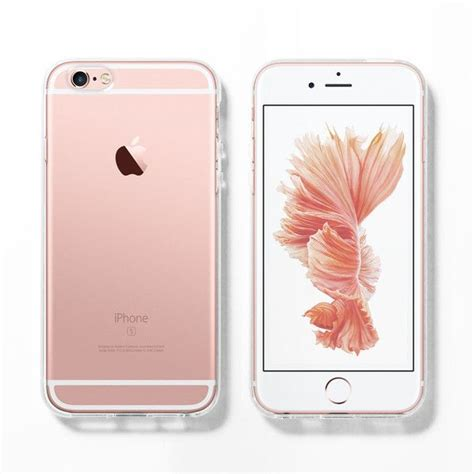 Flower Softcase Iphone 5s Gold soft clear iphone 6s gold iphone 6
