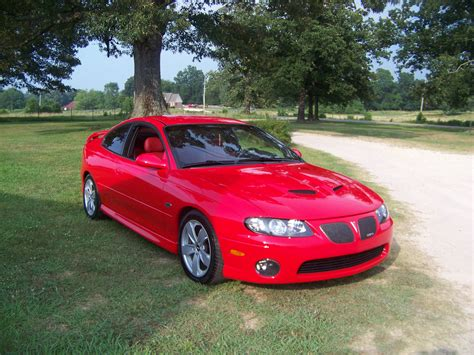 tvr russellville al dhovater s 2006 pontiac gto in russellville al