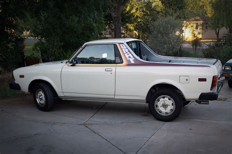 Subaru Brat Our Cars