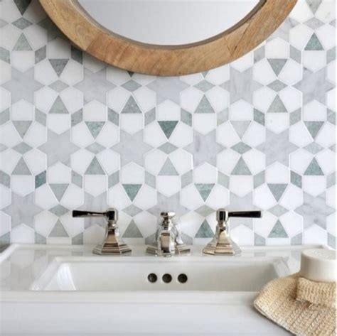 patterned tile that will make a statement scout nimble