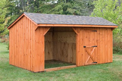 Run In Sheds Pa by Amish Built Garages Garden Sheds Gazebos Playsets