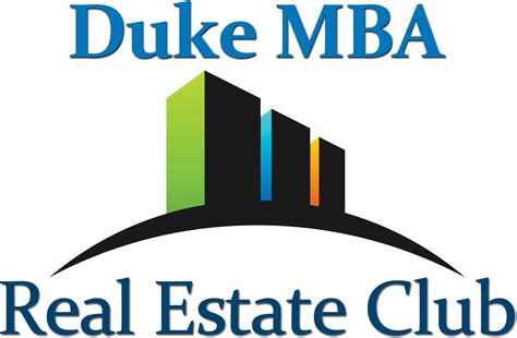 Duke Mba Communication by Real Estates Logos