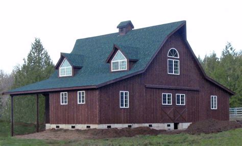 barn homes wood project ideas complete barn inspired home plans