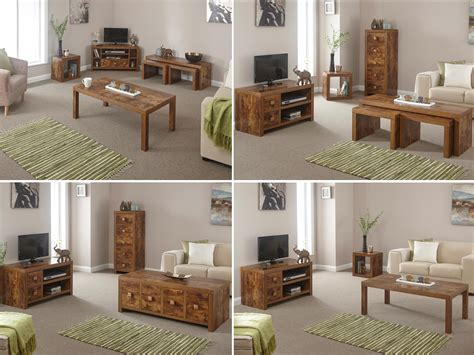 mango living room furniture jakarta mango living room furniture range tv units coffee table chests storage ebay