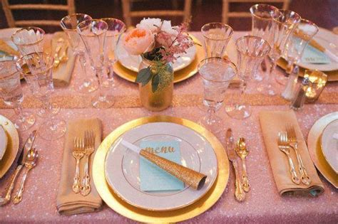 gold wedding zzz pink gold wedding 2032692 weddbook