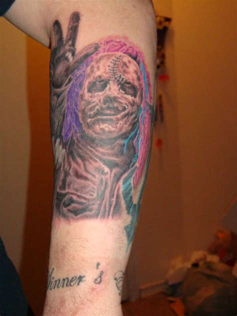 corey taylor tattoos corey
