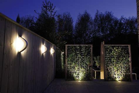 Garden Wall Lighting Ideas 10 Garden Lighting Ideas To Spruce Up Your Home Homecrux