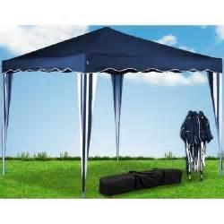 garten pavillon 2x3 tonnelle pliable 3x3 m bleu achat vente tonnelle