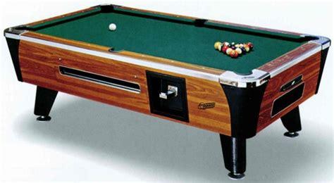 Dynamo Pool Table by Valley Dynamo Inc