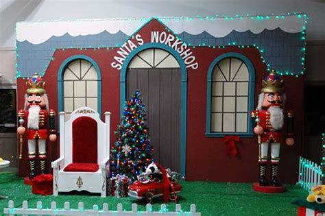santa workshop cubicles ideas santas workshop santa s workshop santas workshop santa and