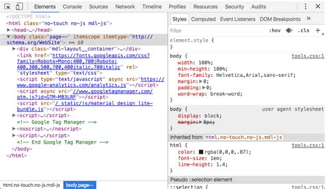 inspect element android chrome devtools dom domain 183 issue 746 183 nativescript android runtime 183 github