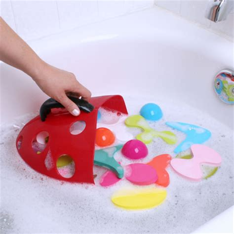 frog toy holder bathtub cool and funny bath toy storage containers 226 frog pod