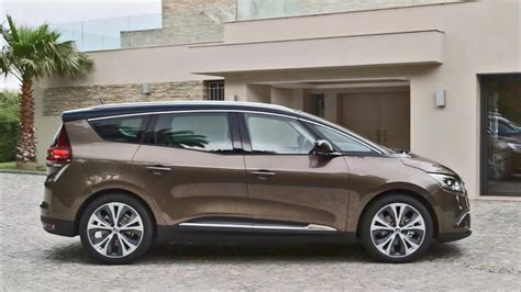 renault grand scenic 2016 first look 2016 renault grand scenic youtube