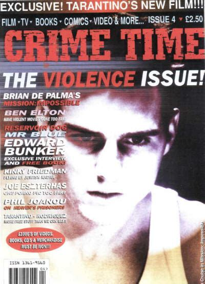 time crime books contents lists