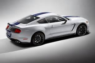 2015 Ford Shelby Gt350 2015 Ford Shelby Gt350 Production Run Limited To 100 Units