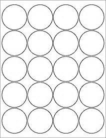 download label templates ol5375 2 quot circle labels