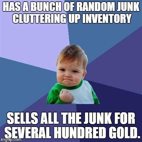 Inventory Meme - success kid meme imgflip
