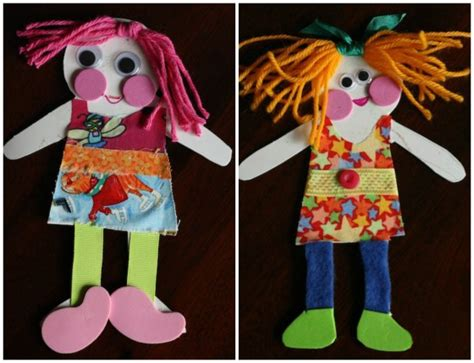 How Do You Make Paper Dolls - paper dolls happy hooligans crafting with