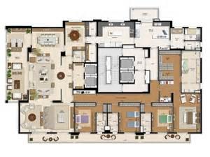 Duplex Floor Plan cidade de paris