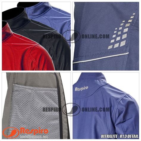 Rompi Sweater Mitsubishi Motors Cloth jaket respiro ultralite r1 6 jaket anti angin berkarakter lightweight