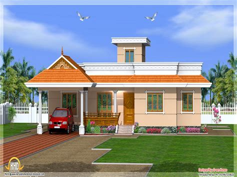 beautiful houses with floor plans kerala house designs one story most beautiful houses in