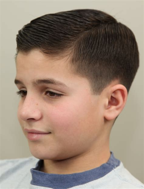 childrens boys hairstyles 70 s snazzy haircut with a quiff cuties with quiffs