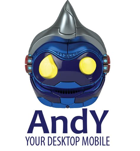 andy android andy the android emulator