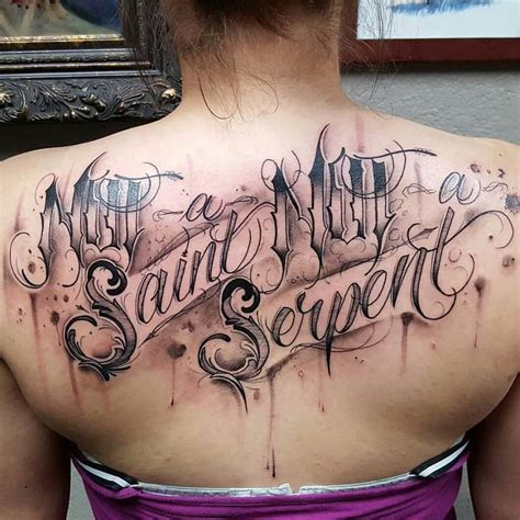 script tattoo tattoo collections