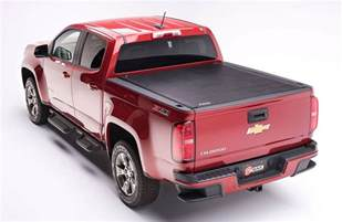 Lockable Tonneau Cover For Chevy Colorado 2015 2018 Chevy Colorado Rolling Tonneau Cover
