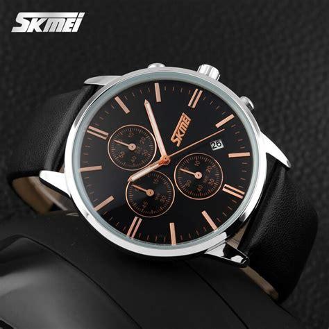 Skmei Jam Tangan Analog Pria Leather 9058cl Diskon 1 skmei jam tangan analog pria 9103cl black black jakartanotebook