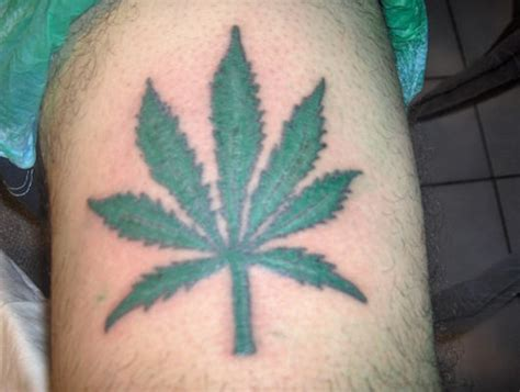 marijuana tattoos for men tattoos designs pictures