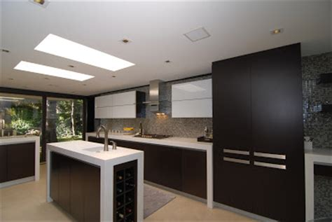 enzy living white wenge modern kitchen remodel