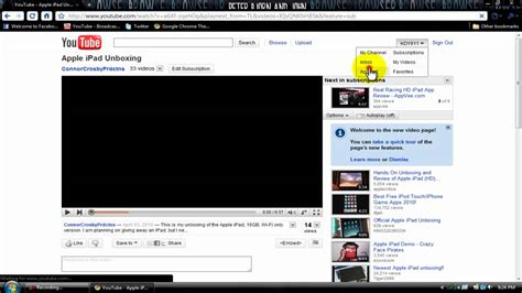 layout youtube gratis youtube layout design 2010 whats your opinion youtube