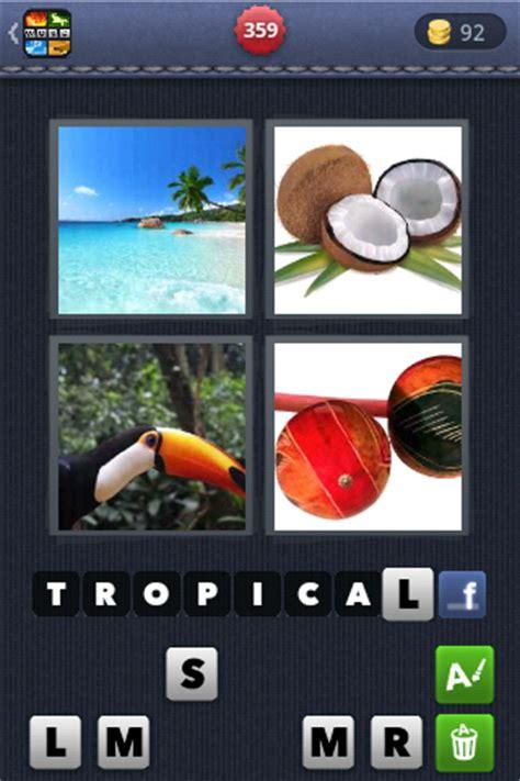 4 imagenes y una palabras respuestas del juego 4 fotos 1 palabra nivel 351 352 353
