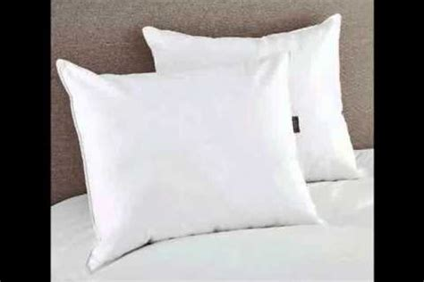 The Best Feather Pillows by The Best Goose Pillows For Side Sleepers Reviews