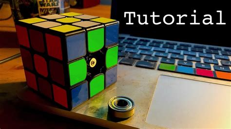 tutorial rubik square how to build a fidget spinner rubik s cube tutorial
